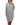 YKB2018 Tara Dress High V Neck Cement